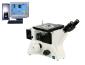 上海荼明光学明暗场倒置金相显微镜CDM-902